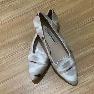 Manolo Blahnik  vintage loafers size 8